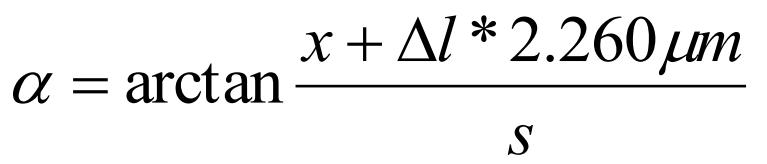 small angle formula