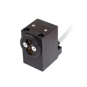 Laser encoder detector